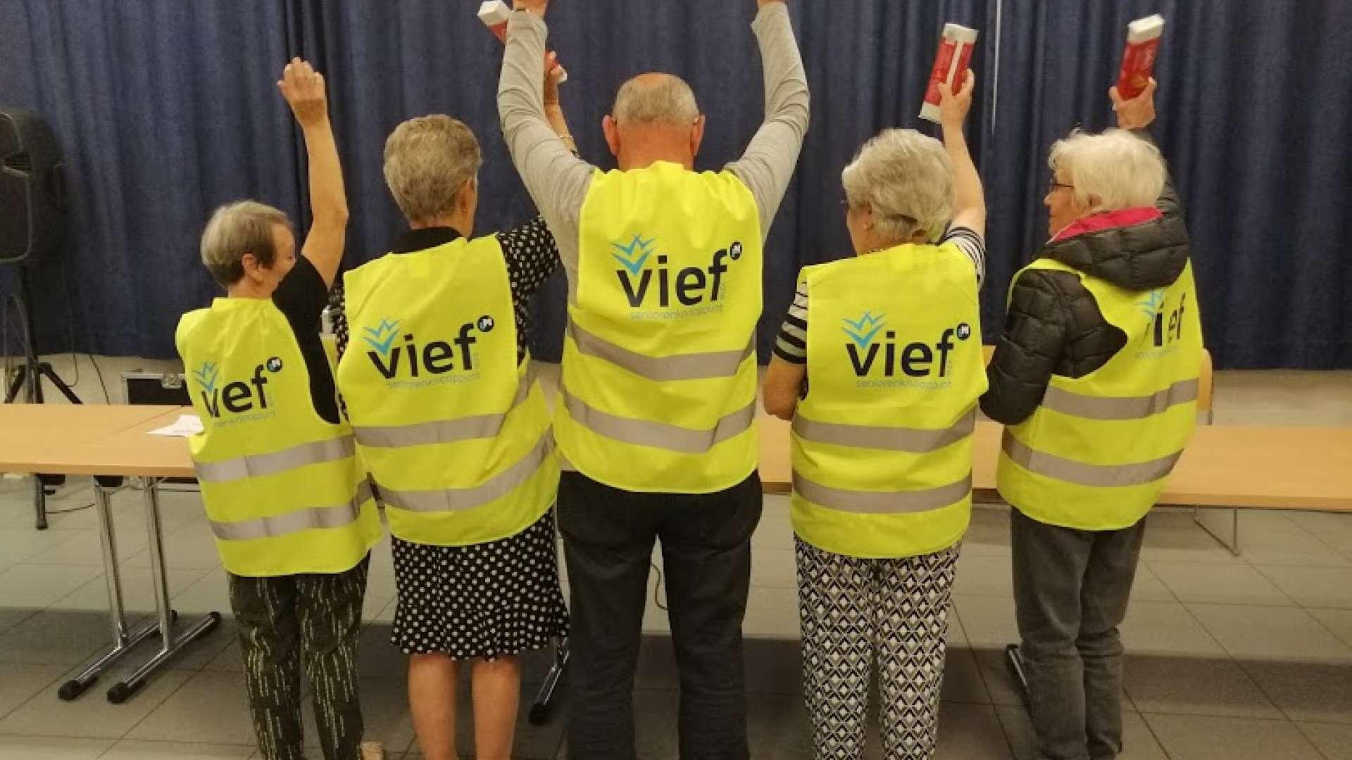 Vief-vrijwilligers